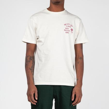 Mister Green Nuclear Arms T-shirt - Off White