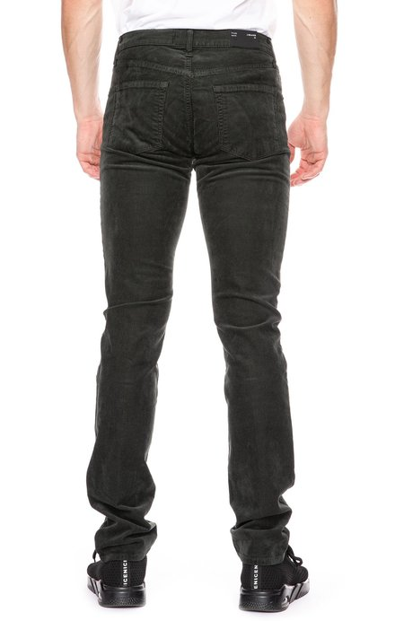 J Brand Corduroy Tyler Slim Fit Pants - Amerald