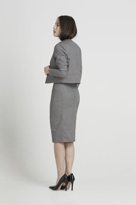 Elisa C-rossow Loon Jacket - Black/White