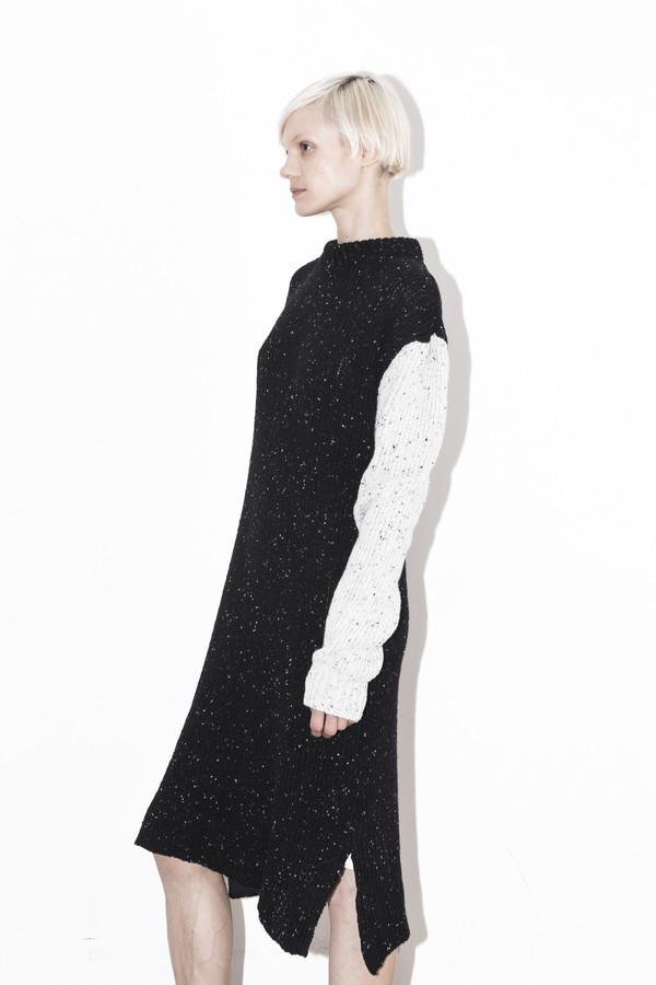Pari Desai Joan Aran Knit Dress