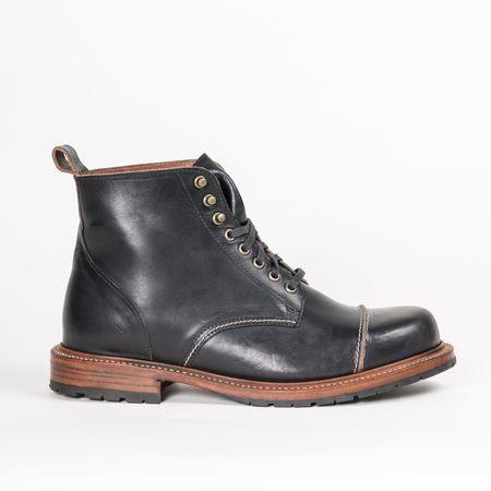NOAH WAXMAN Hudson Boots - Black