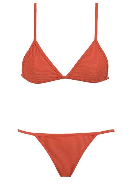 STATIC Sunset Bikini - Burnt