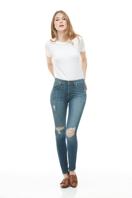 Yoga Jeans High Rise Skinny