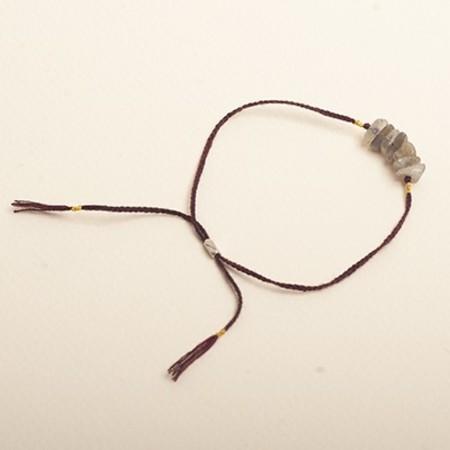 Cooperative de creation Labradorite Bracelet