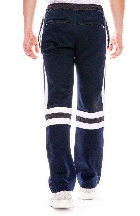 Tim Coppens Pieced Jogger Pants - Navy