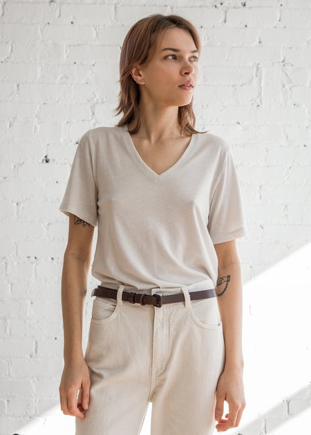 Hope Narrow Belt - Brown