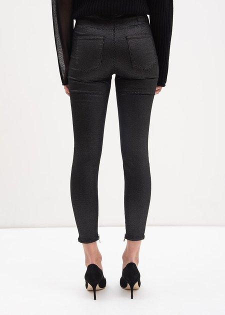 RtA Black Skyline Madison Jeans