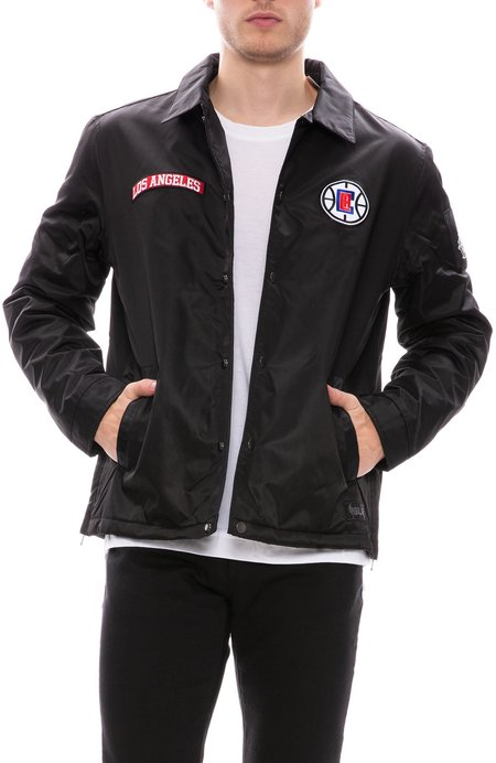 The Very Warm LA Clippers Coach's Jacket