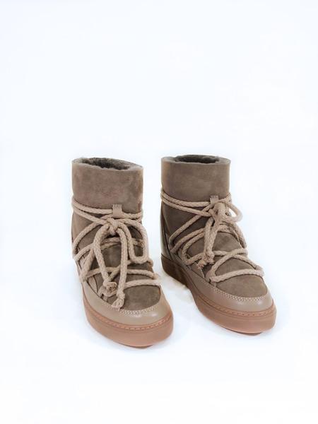 INUIKII WEDGE CLASSIC BOOT - TAUPE