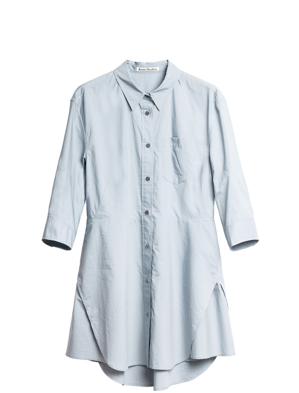 Acne Studios Dee Tech Ice Blue
