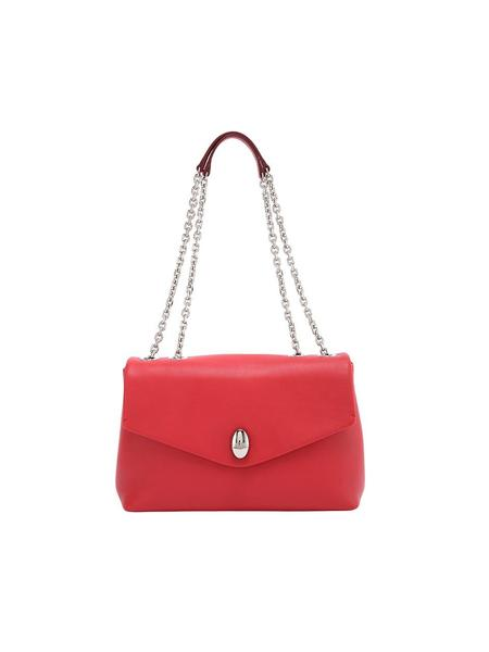 Joseph & Stacey Koala Chain Shoulder - Barbados Red
