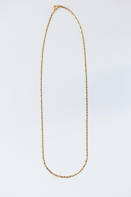 ARO Valentino Chain Necklace - Gold