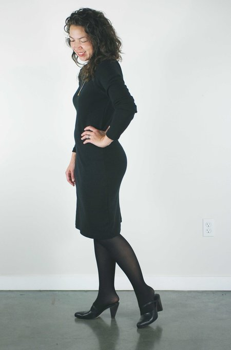 Pillar Aspen Dress - Black