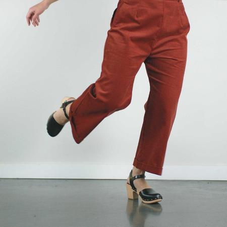 Jennifer Glasgow Siouxsie Pants - Rust