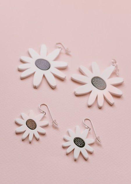 Woll Daisy Earrings