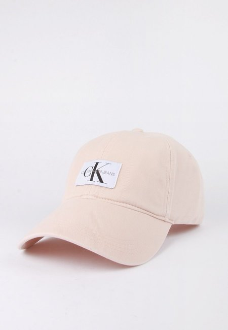 Calvin Klein Monogram Cap - Peachy Keen