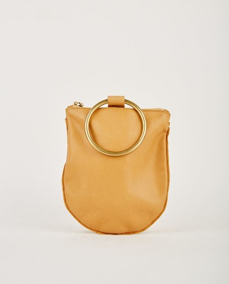 Otaat Myers Collective MEDIUM RING POUCH - CAMEL