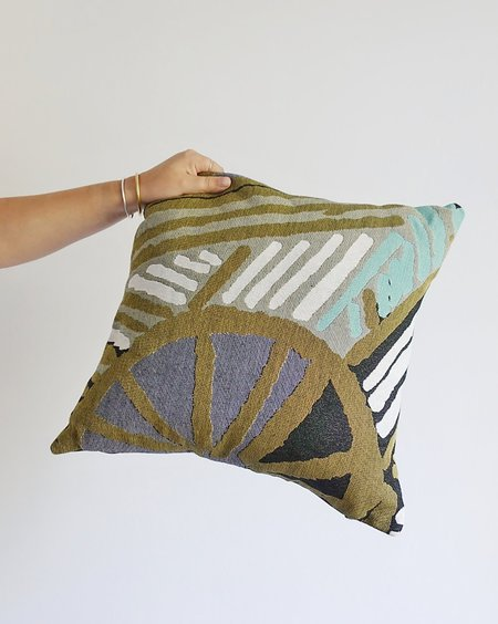 Calica Studio Desoto Grill Pillow