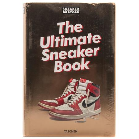 Publications Sneaker Freaker 15 Year Anthology - The Ultimate Sneaker Book