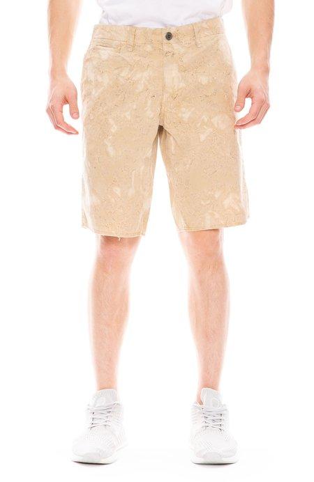 Original Paperbacks St. Barts Camo Shorts - Khaki Camo