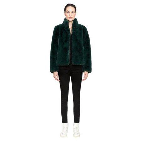 Apparis Julie Jacket - Emerald Green