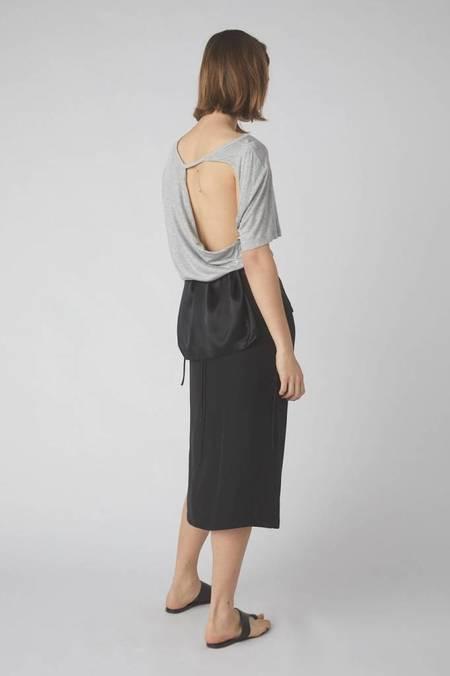 Kacey Devlin Duality MD Skirt - BLACK