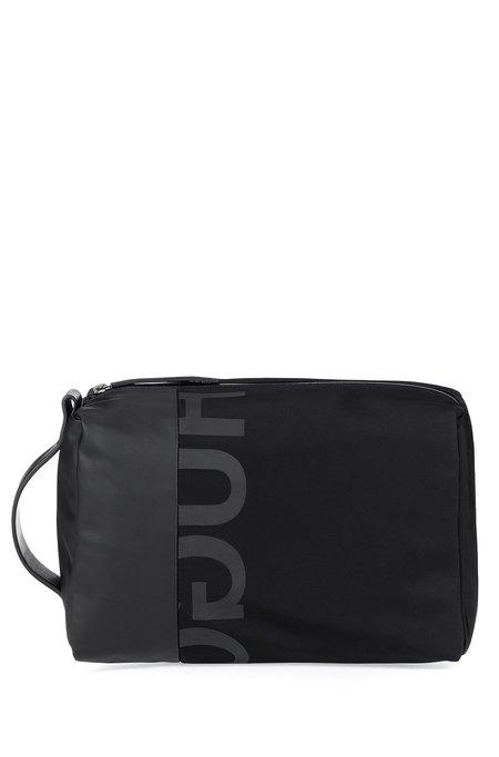 Hugo Boss Tech Wash Bag - Black