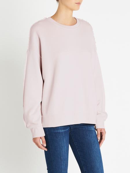 IRO Curiosity Sweatshirt - Blush Pink