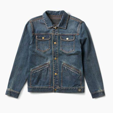 Roark Revival Hwy 120 Denim Jacket - Vintage