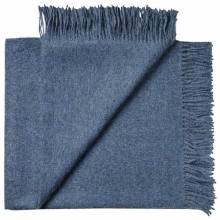 Ajaie Alaie Rwana Blanket Scarf - Jeans Melange