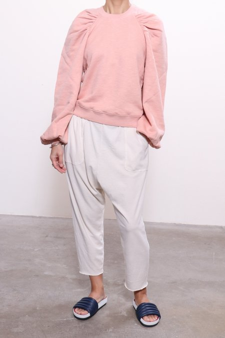 Ulla Johnson Haley Pullover Sweatshirt - Rose