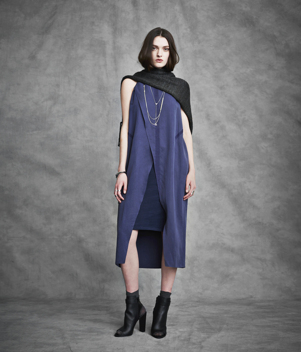 Laura Siegel Tank Dress