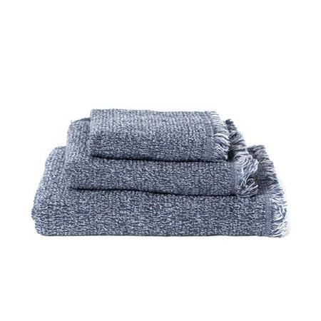 Morihata Kontex Nuno Bath Towel - Blue