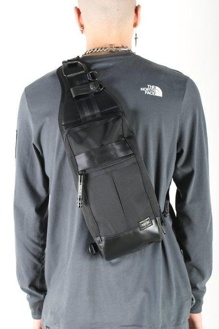 Porter Heat Sling Shoulder Bag - Black