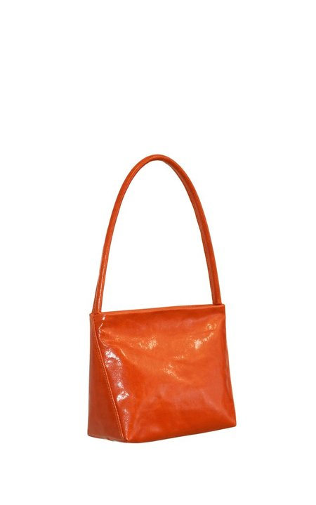 Georgia Jay Little Ombra Bag - Tangerine
