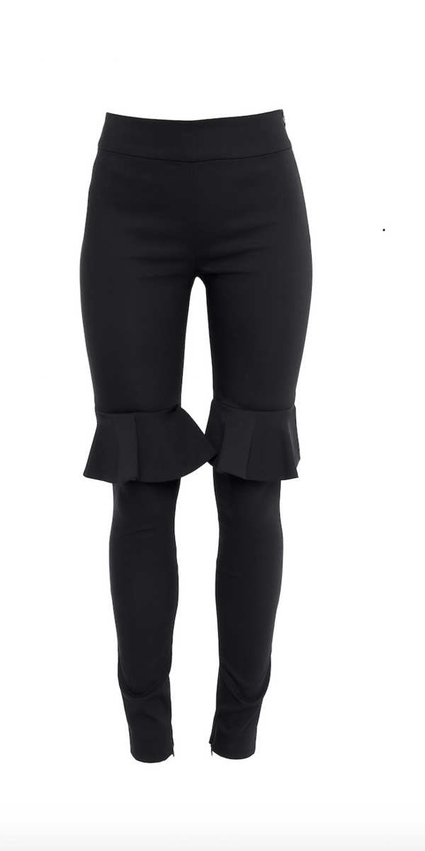 D. Efect Giles Elastic Trousers