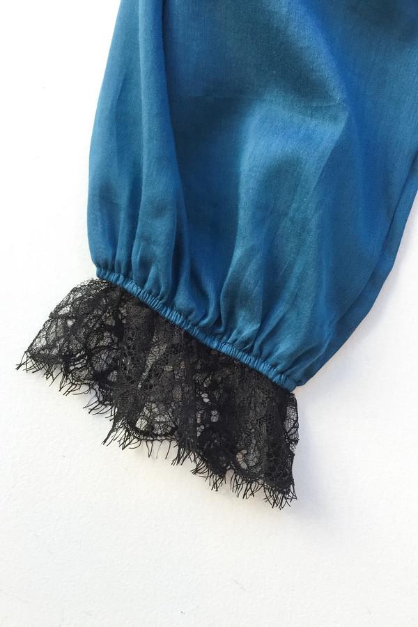 Salua Vintage Glamour Long Sleeve Full Length