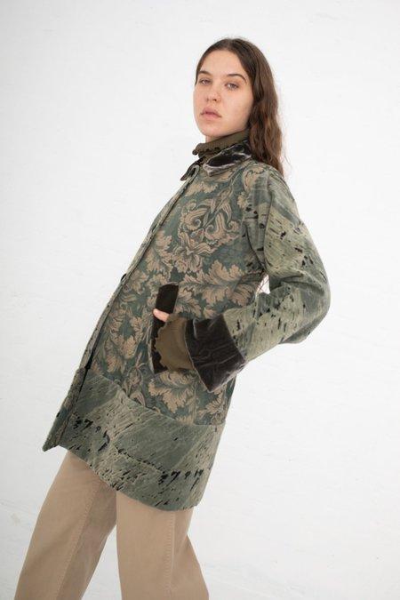 Intensity Collared Jacket - Green