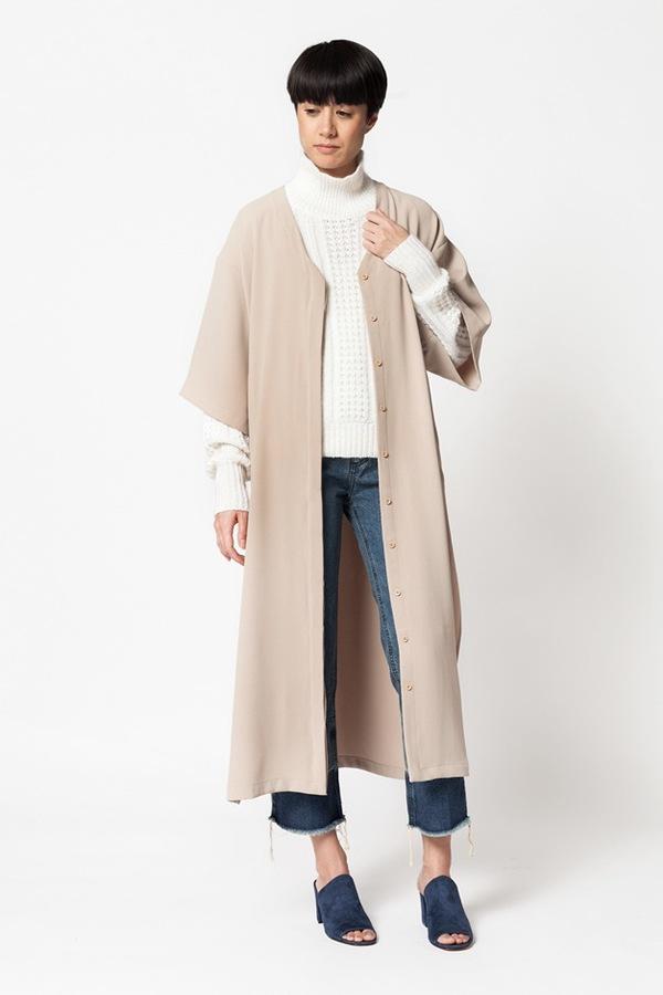 Shaina Mote Dia Dress - bisque