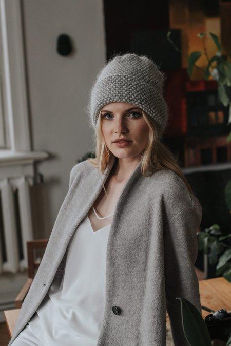 Alma Knitwear Doris Alpaca Silk Hat