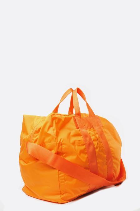 Porter 2 Way Flex Duffle - Orange