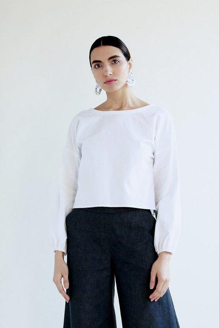 Elise Ballegeer Bethany  Organic Cotton Top