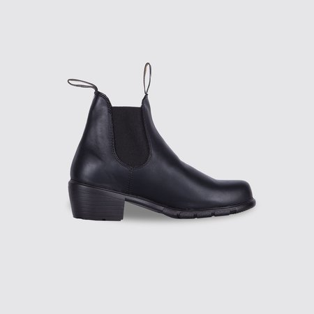 Blundstone Heeled Boot - Black
