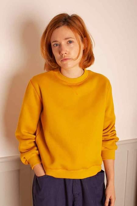 L.F.Markey Thierry Sweatshirt - Golden Yellow