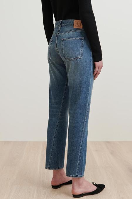 Totême Denim Jeans - Washed Blue