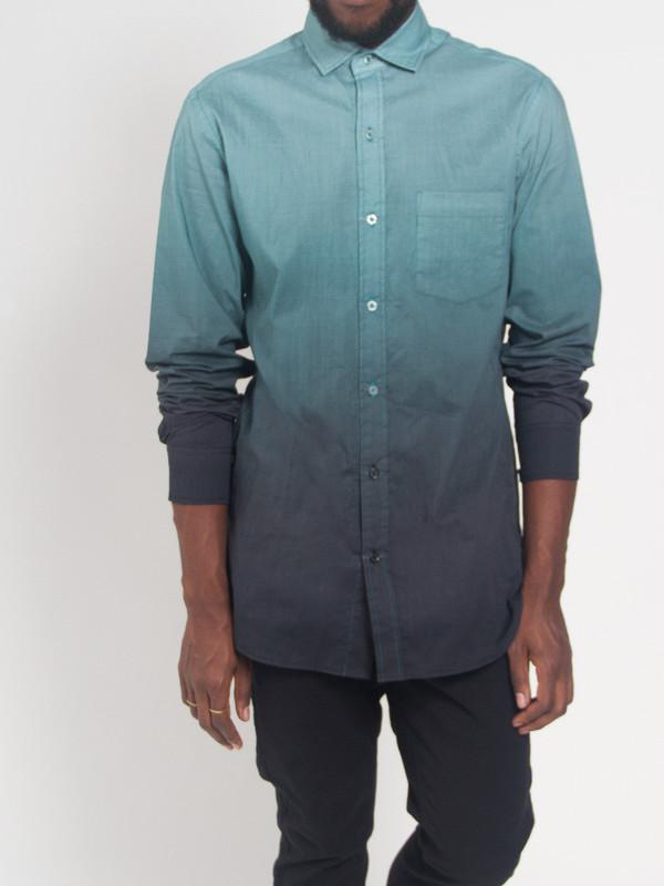 Calico x Swords-Smith x Print All Over Me Aurora Peat Shirt