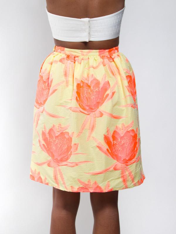 Saunder Balloon Skirt