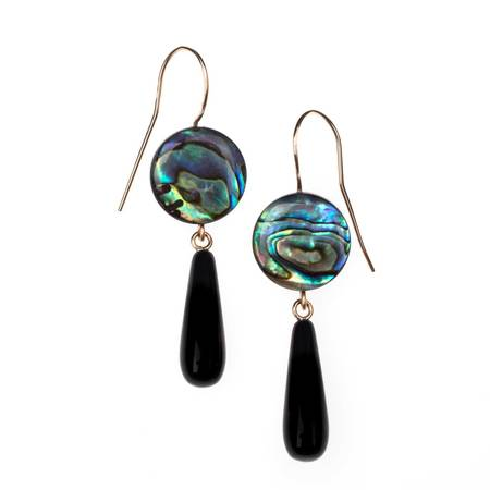 High Society Collection Abalone Drops
