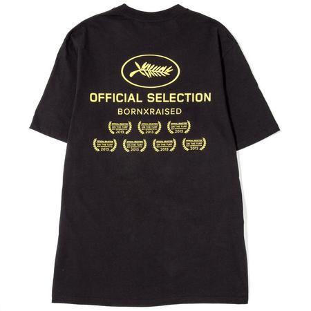 Born x Raised Official Selection T-shirt - Black