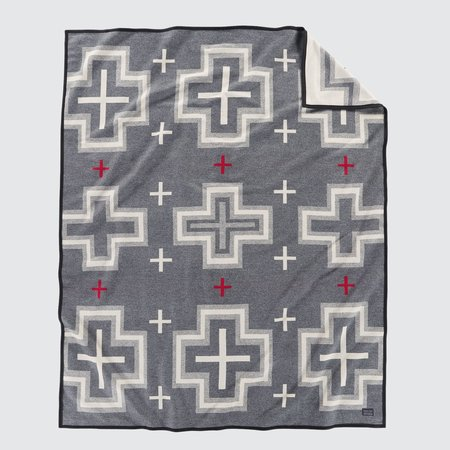 Pendleton San Miguel Robe - Grey
